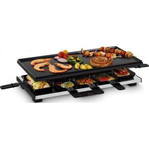 Gourmetstellen en raclettes